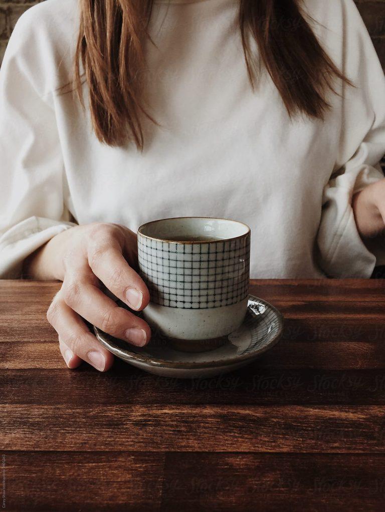 Koffie en thee psycholoog